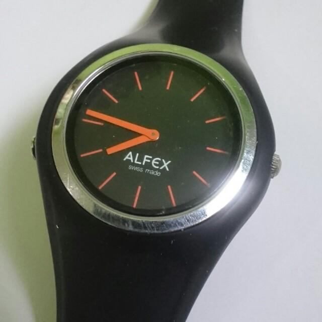 Jam tangan alfex swiss ori