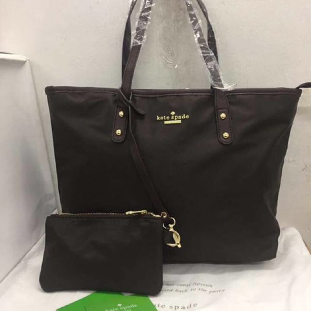 Kate Spade Tote Bag with Pouch