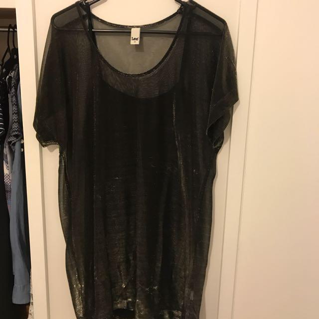 Lee Dress With Slip