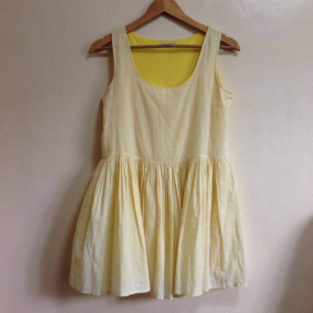 Maist Yellow Dress