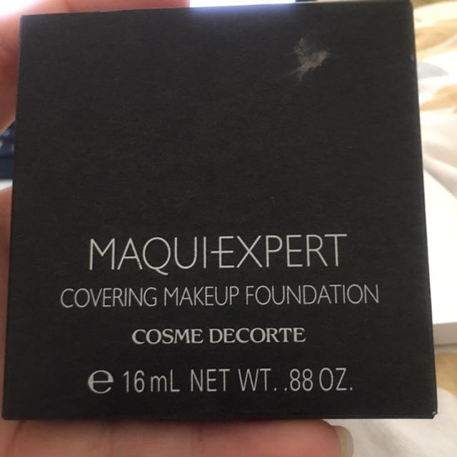 Maquiexpert Covering makeup foundation