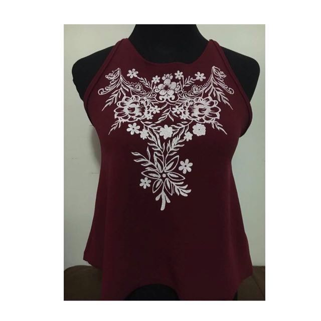 Maroon Top Repriced!!
