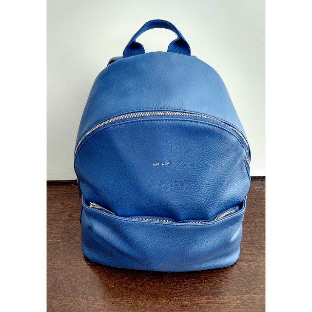 Matt & Nat Backpack (Blue)