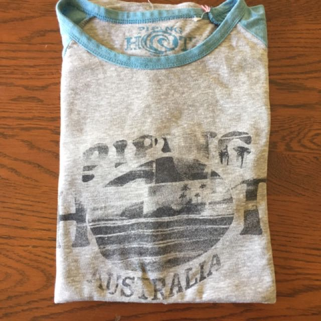 Men's 3/4 shirt