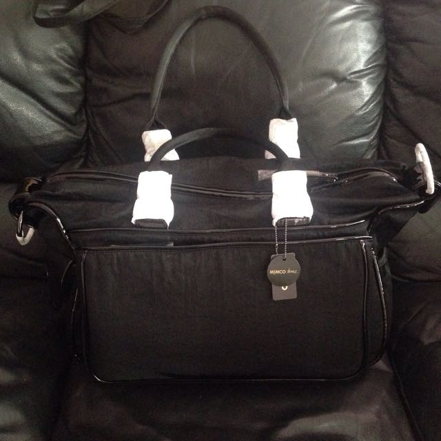 Mimco Lucid Baby Bag