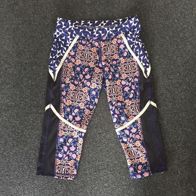 Mink pink leggings Small