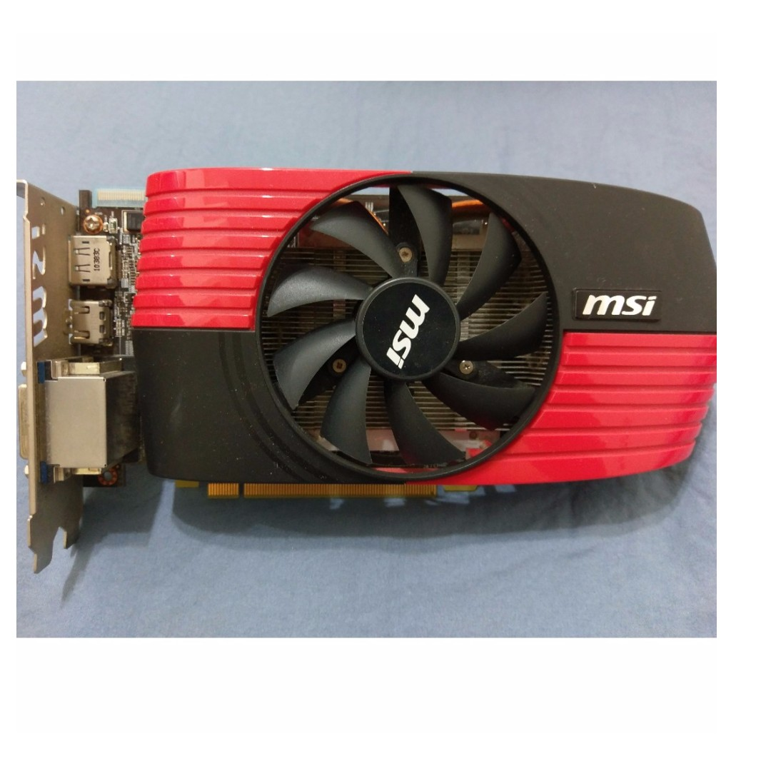 MSI R6850顯示卡 MS-V244