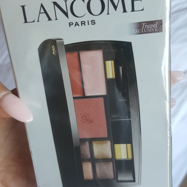 NEW Lancome make up palette