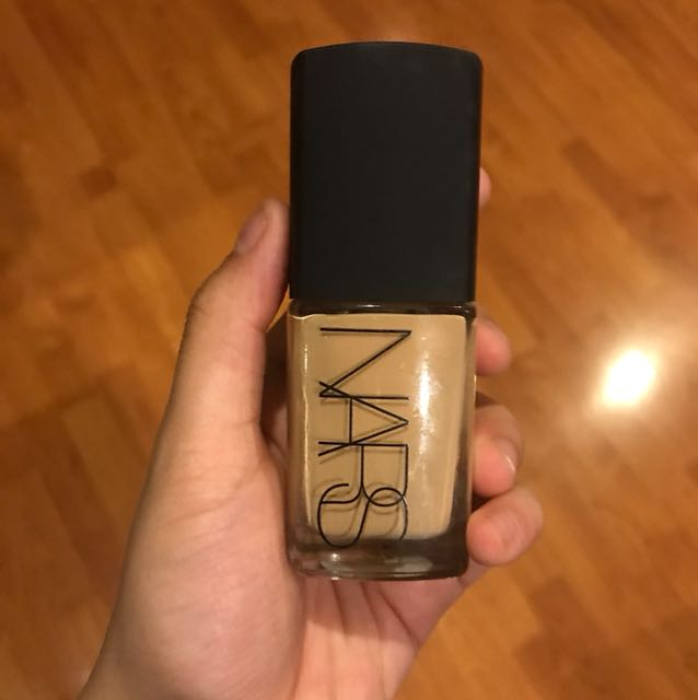 NEW NARS SHEER GLOW FOUNDATION