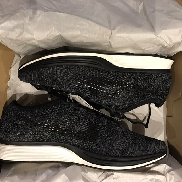779b5f2d68f2f Nike Flyknit Racer Sz.8 Knit by Night