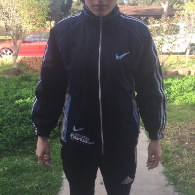 Nike jacket 😍