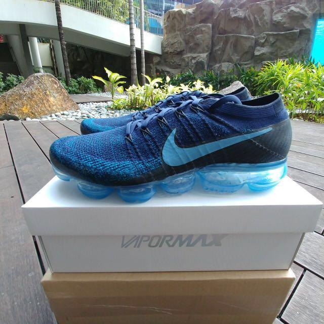 plus récent 58d68 f6849 Nike VaporMax JD Sports Exclusive US12.5/UK12, Men's Fashion ...