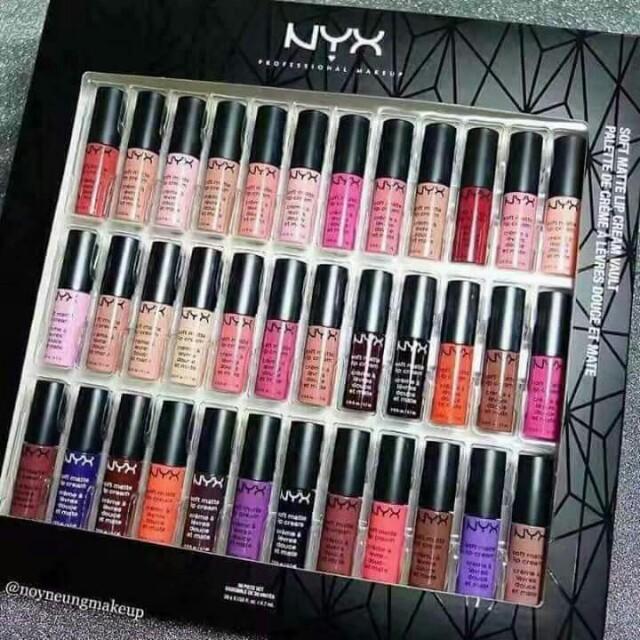 Nyx lipstick Set, Preloved Health & Beauty, Makeup on ...
