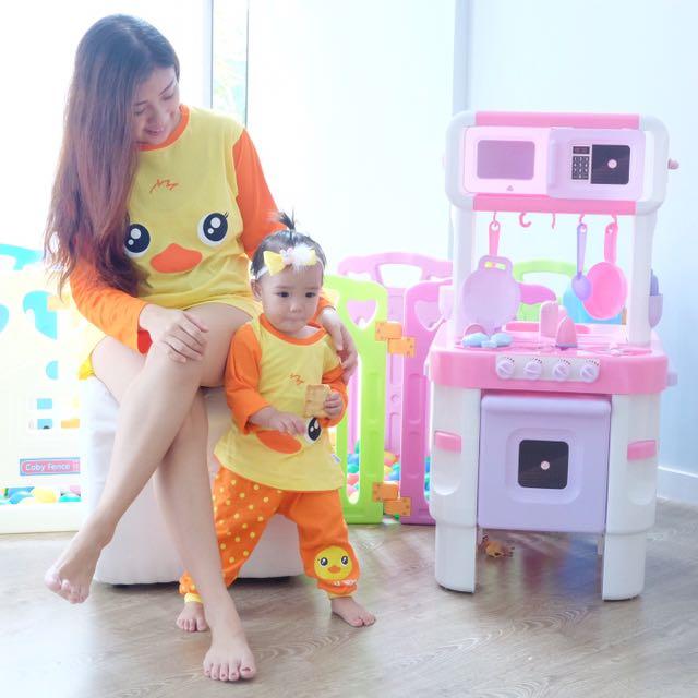Pajamas twins