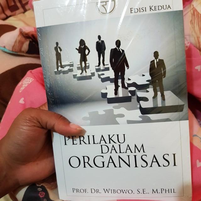 Perilaku Dalam Organisasi - Wibowo