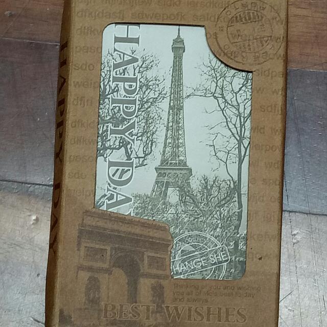 Pos Card Paris