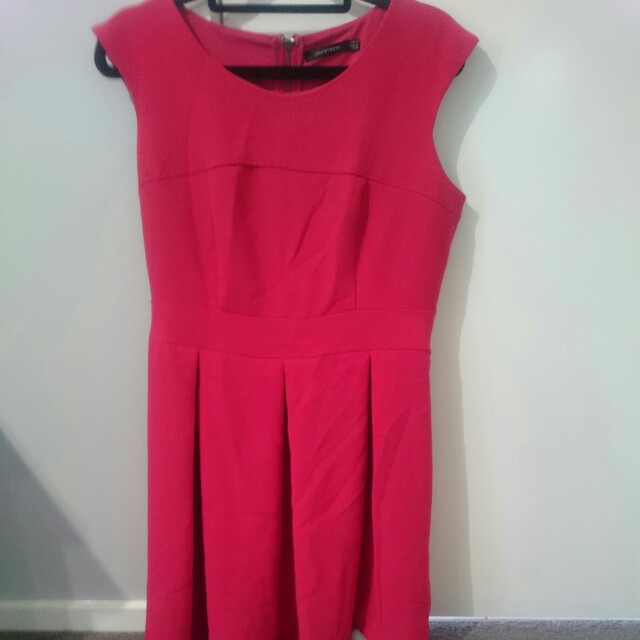 Portman Red Dress - Size 12