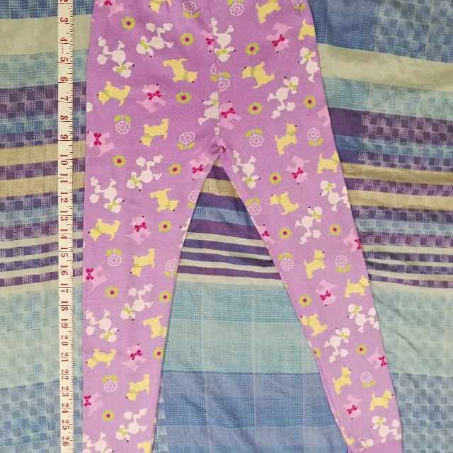 Bundle 3Printed Girl's leggings