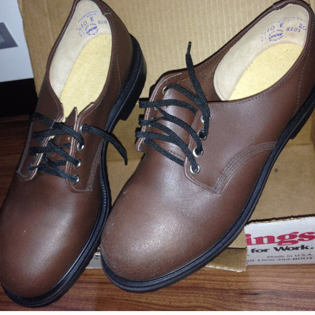Red Wings Shoes Original USA