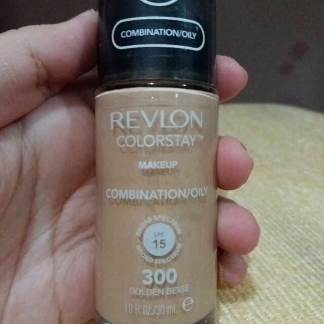 Revlon color stay foundation