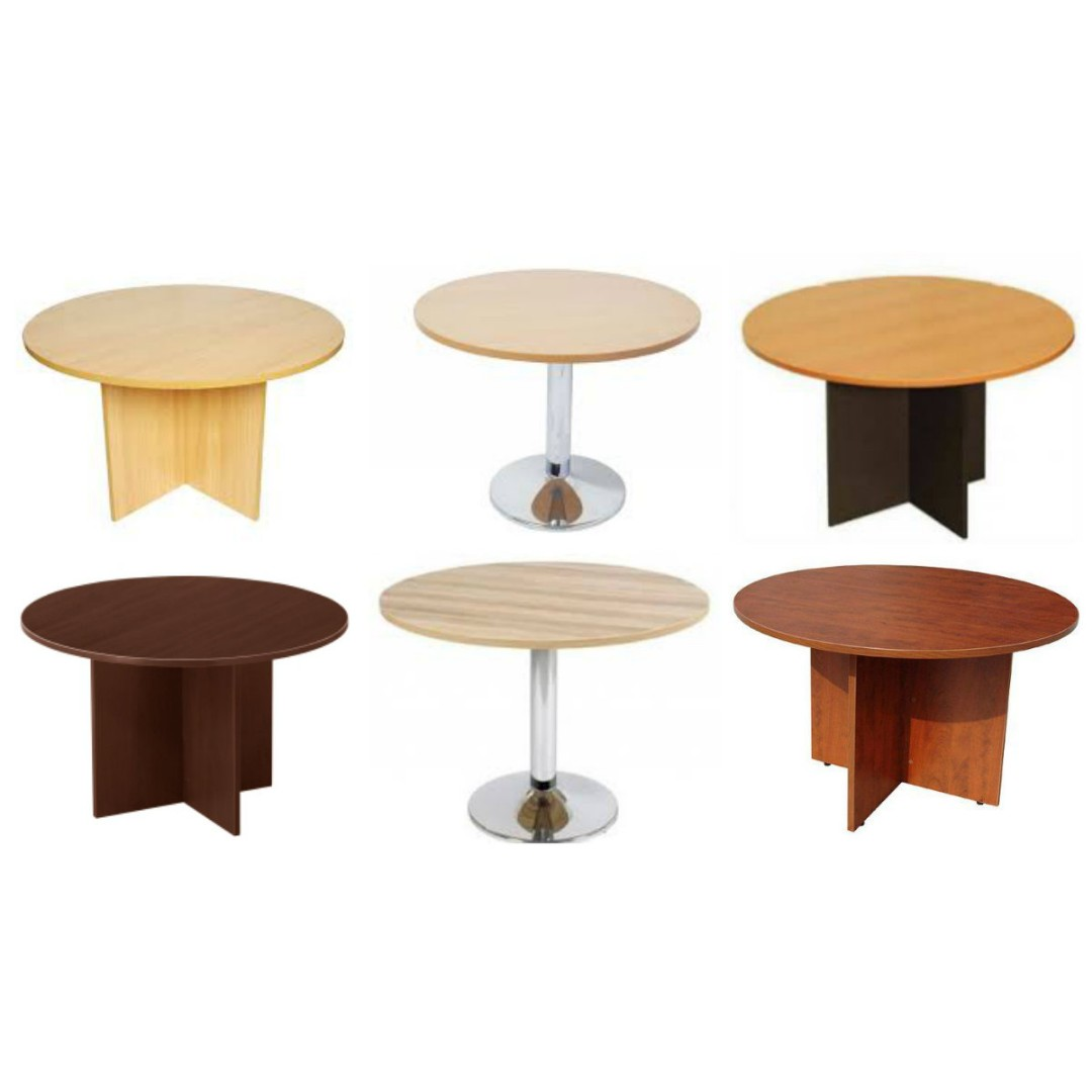 ROUND TABLE Office Furniture Mini Conference Table Home - Mini conference table