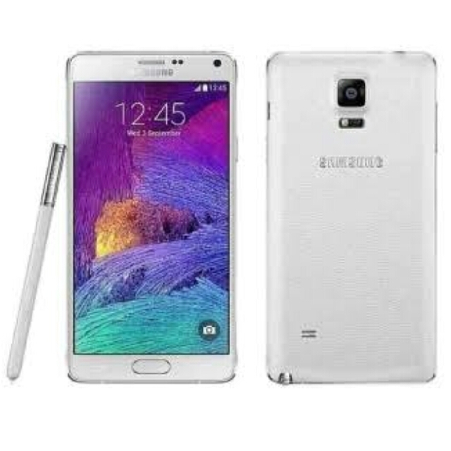 Rush Sale Samsung Note 4