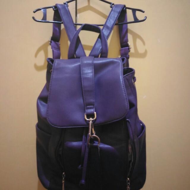 Secosana Purple Bag Pack