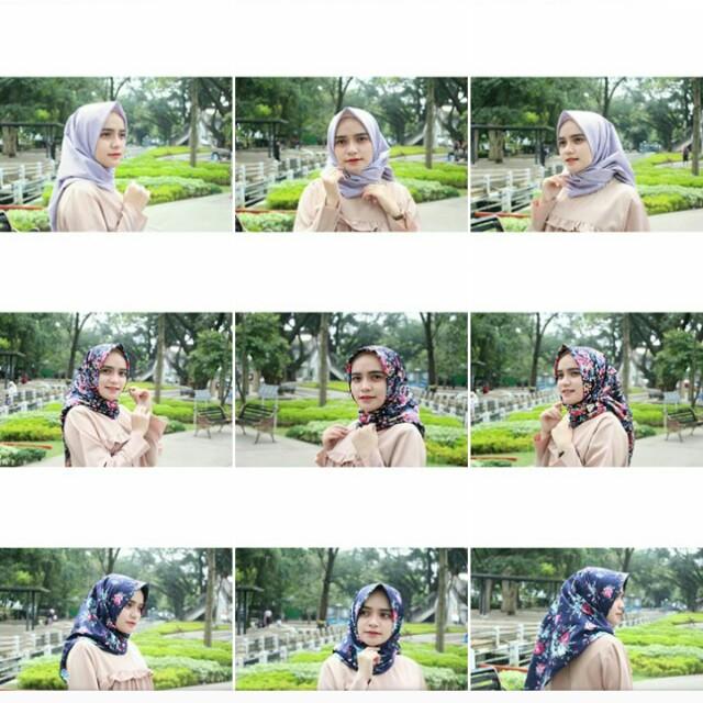 Segi empat motif Hijab_asfa