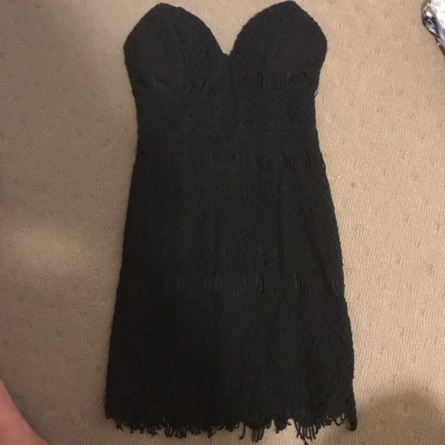 Size 8 ice dress