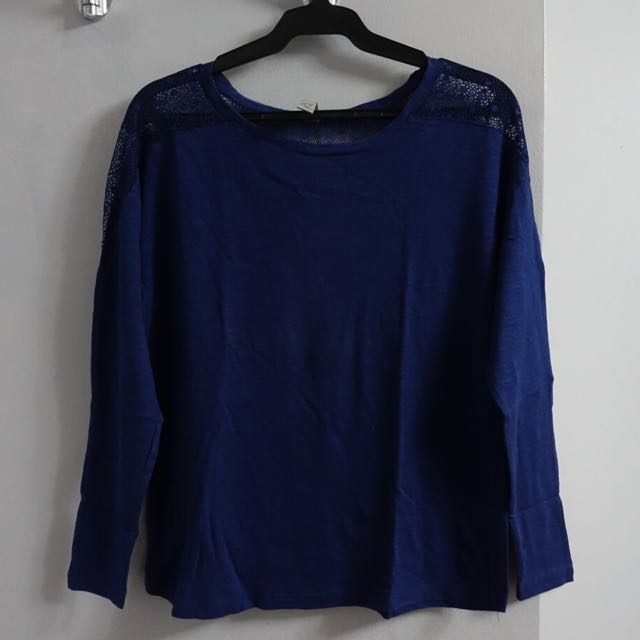 Springfield Top with Lace Detail