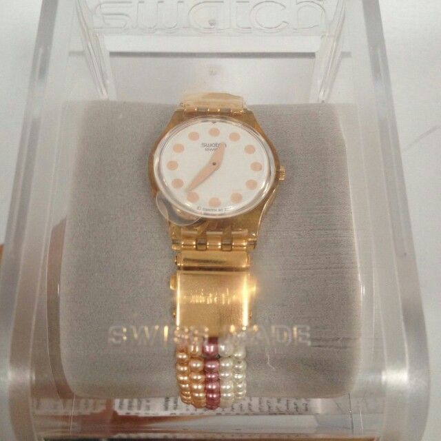SWATCH PEARL