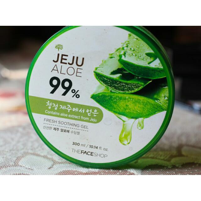 The Face Shop Jeju Aloe