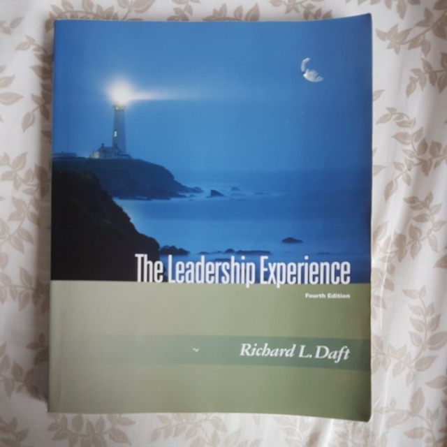 The Leadership Experience - fourth edition