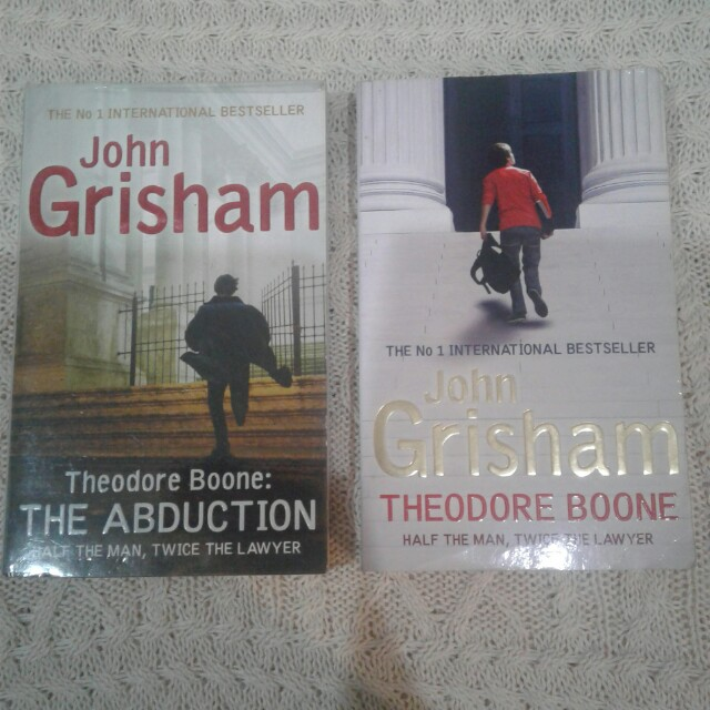 Theodore Boone Kid Lawyer and the Abduction  - John grisham