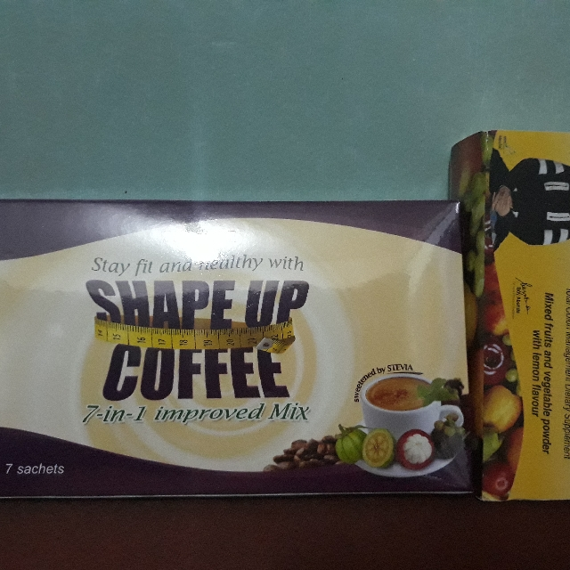 Tocoma (Colon Cleansing) + Shape Up Coffee