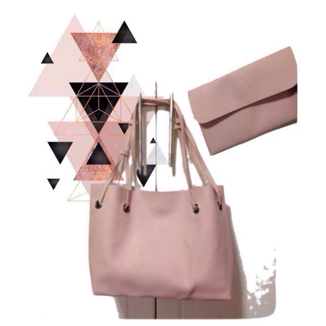 Tote Bag with Pouch #bagmania