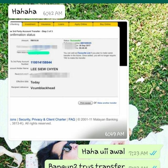 Tq Buyer😘😘😘.trusted Seller Here!!