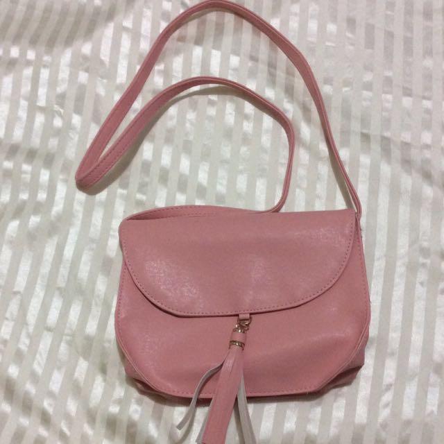 Unbranded Pink Bag