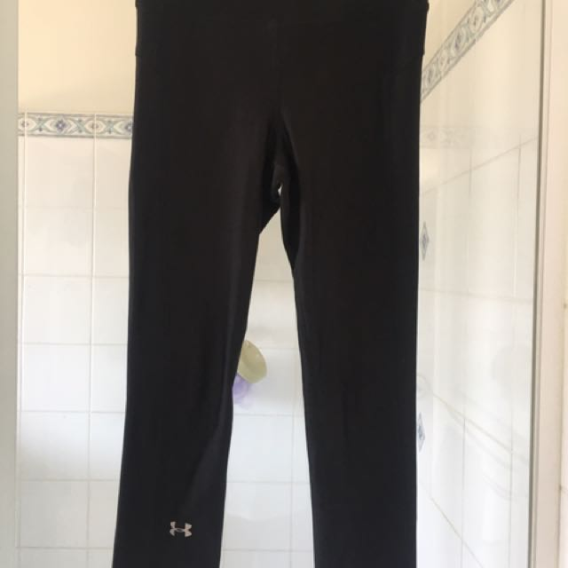Under Armour Black Tights