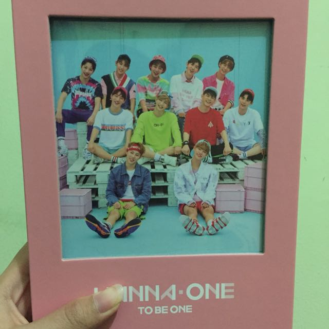 Wannaone 1st Album - To Be One (Unsealed)