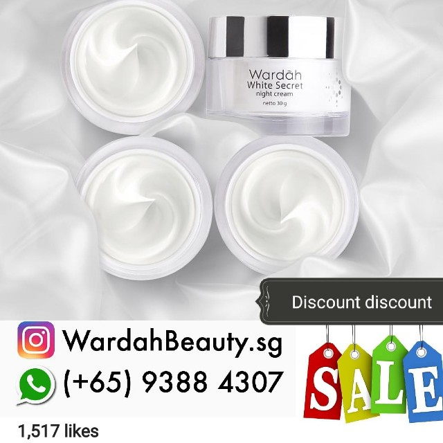 wardah body mist ready stock halal, Health & Beauty, Perfumes & Deodorants on Carousell