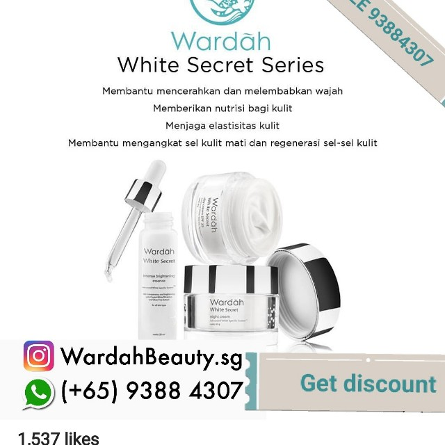 wardah body mist ready stock halal, Health & Beauty, Perfumes & Deodorants on Carousell