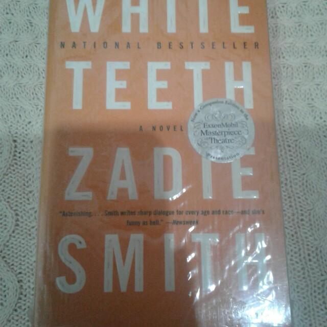 White teeth - Zadie Smith