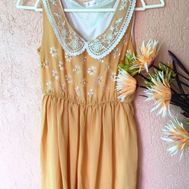 Yellow Dress (Pre-loved)