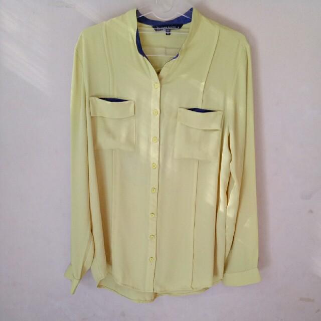 Yellow Hem by Studio Bonnie