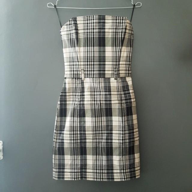 Zara Tube Top Dress
