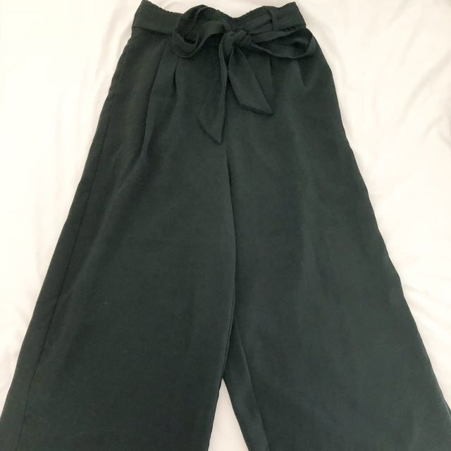 Zara wide leg trouser