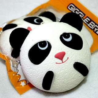 Gigglebread Panda Cake Squishy