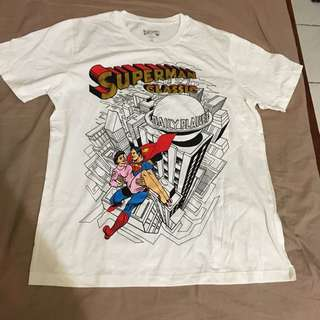 Superman tshirt. Original