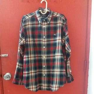 #50under Preloved boyfriend shirt